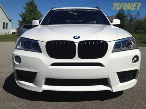 black grills genuine bmw black center grills     pre facelift turner