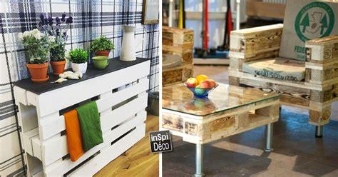 recettes canap駸 originaux meuble jardin palette tutorial 28 images salon de jardin en palette z 244 dio