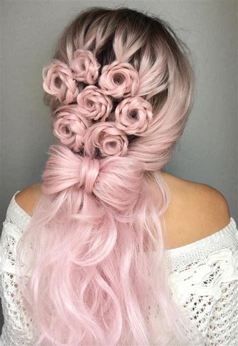 amazing braided hairstyles  long hair