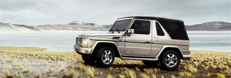 Mercedes G Class Cabriolet by Mercedes Cyprus G Class G Class Cabriolet