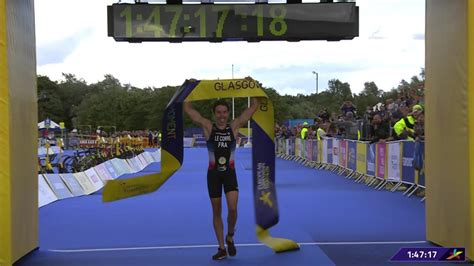 British triathlete and double olympic champion alistair brownlee is usually very busy. VIDEO - Alistair Brownlee fourth as Pierre Le Corre wins ...