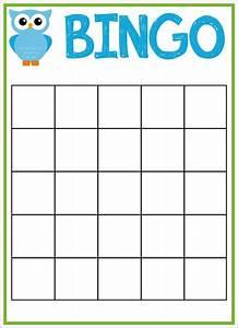 Bingo Sheet Template - Sampletemplatess