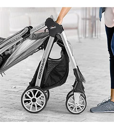 Mini Chicco by Chicco Mini Bravo Stroller Mulberry