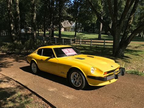 Datsun 280z 2 2 For Sale by 1978 Datsun 280z 2 2 Coupe 2 Door 2 8l No Reserve For Sale