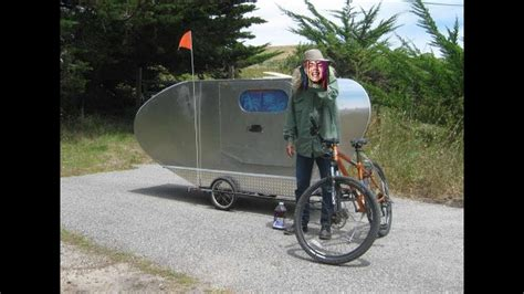 Bicycle Trailer Camper 6ix9ine Bicycles Bike Airstream