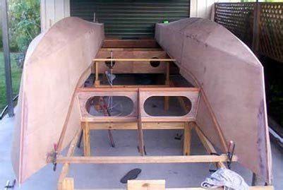 diy wooden catamaran plans   twin bed