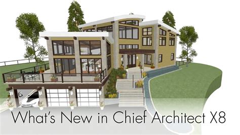Chief Architectural Home Design by Chief Architect Premier X8 Overview