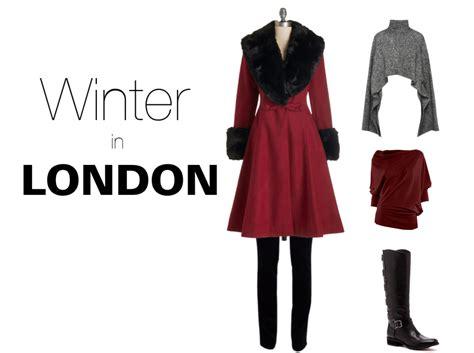 Winter in London - What to Wear