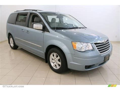 2009 Chrysler Town And Country by 2009 Clearwater Blue Pearl Chrysler Town Country Touring