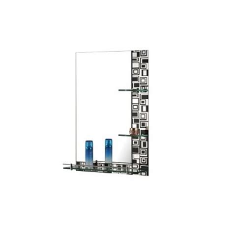 bathroom mirror  shelves bacera