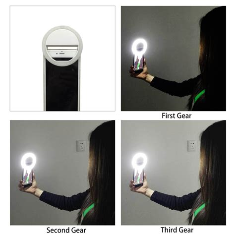ring light for iphone ocathnon selfie ring light for iphone 6 plus
