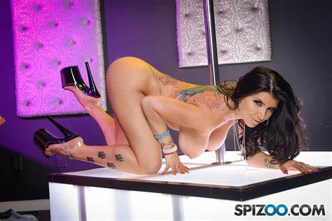 Romi Rain Face Drill And Pounded Dirty