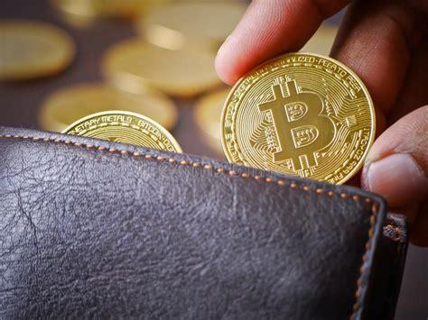 Steps to depositing money in a bitcoin wallet. Digital Money Golden Bitcoin On The Wood Floor And In The Wallet Stock Image - Image of golden ...