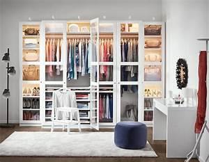 Offenes Schranksystem Ikea : pax kleiderschrank f r schlafzimmer ikea deutschland ~ A.2002-acura-tl-radio.info Haus und Dekorationen