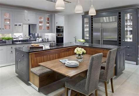 beautiful kitchen islands  seating kitchen