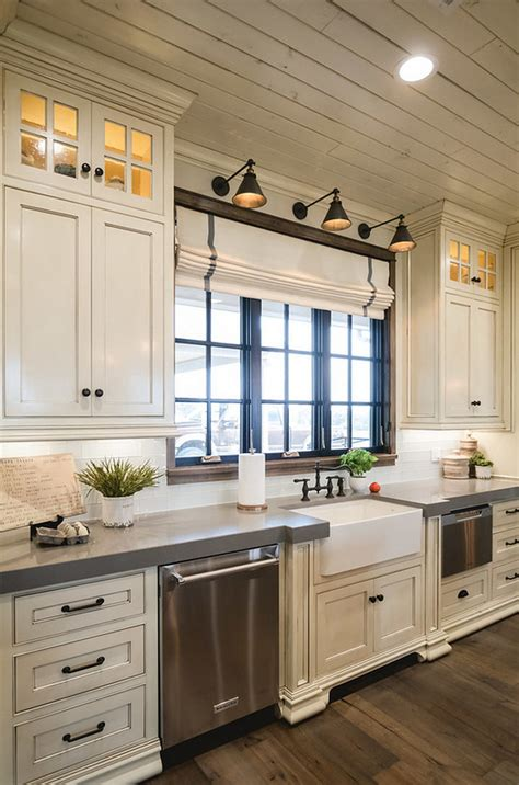Kitchen Cabinet Colors And Countertops by 6 Kitchen Cabinet Color Trends