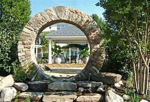 emejing jardin paysager contemporain contemporary With amenagement jardin avec pierres 5 paysage jardin exceptionnel et sophistique en 53 idees