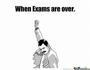 End Of Exams by wkc3541 - Meme Center
