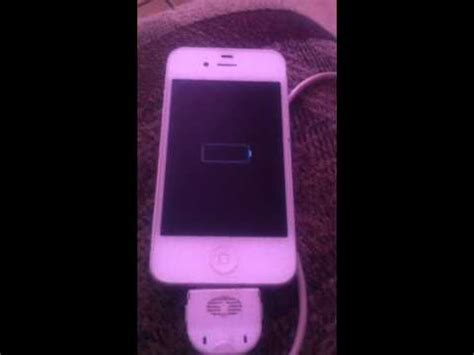 how to find your iphone when its dead iphone 4 stuck on charging power won t turn on