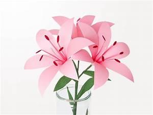 Papierblumen Basteln Anleitung : pin von innas basteleien auf papierblumen basteln ~ Orissabook.com Haus und Dekorationen