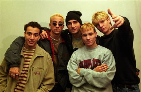 Lessons Learned From Backstreet Boys Lyrics For The