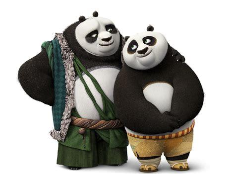 Create Artwork For Kung Fu Panda 3