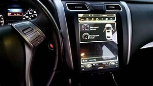 12 1 inch Tesla-style android head unit for 13 to 17
