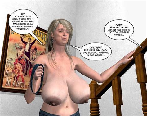 blonde thong porn
