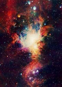 background, colorful, colors, darkness, galaxy, orange ...