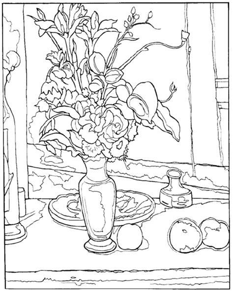 disegni di pittori famosi da colorare disegni di pittori famosi playingwithfirekitchen