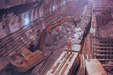 channel tunnel     built  chunnel bechtel