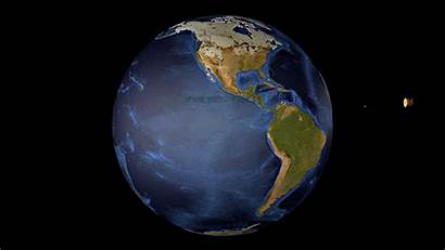 Globe Earth Animated Animation Rotating Spinning Wallpapers