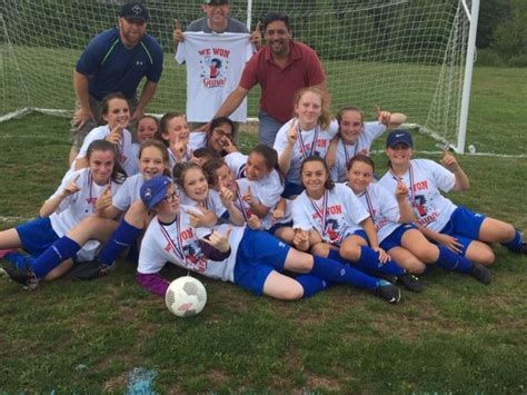 Submitted 27 minutes ago by busybody1. U 13 Yarmouth Clippers Girls Rep Soccer Team Win Gold ...