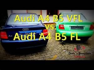 Audi A4 B5 Bremsleitung Vorne : audi a4 b5 vorfacelift vs audi a4 b5 facelift youtube ~ Jslefanu.com Haus und Dekorationen
