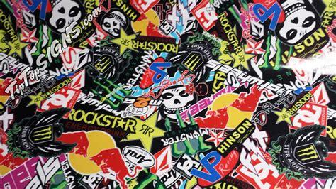 Jdm Sticker Bomb Wallpaper