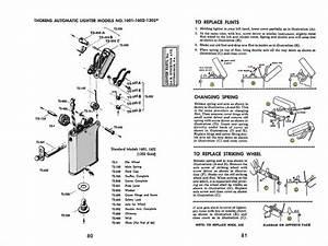 Lighter Repair Manual