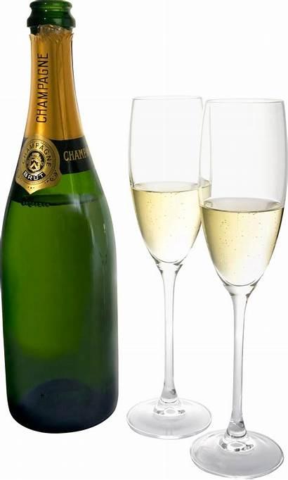 Bottle Champagne