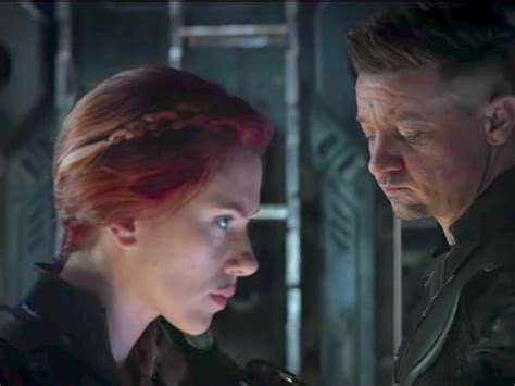 Black Widow Hair Color The New Avengers Endgame