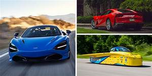 The Quickest Cars Of 2018  Along With A Few Of The Slowest