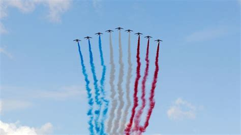 14 iulie, Ziua Nationala a Frantei