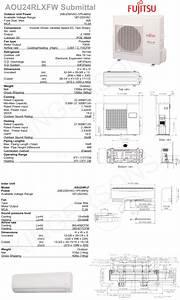 Manual And Guide For Aou24rlxfw Asu24rlf Fujitsu 22000 Btu