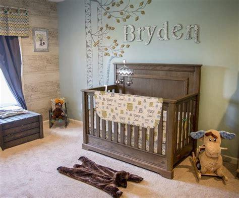 Kinderzimmer Junge Wald by Kinderzimmer Deko Wald