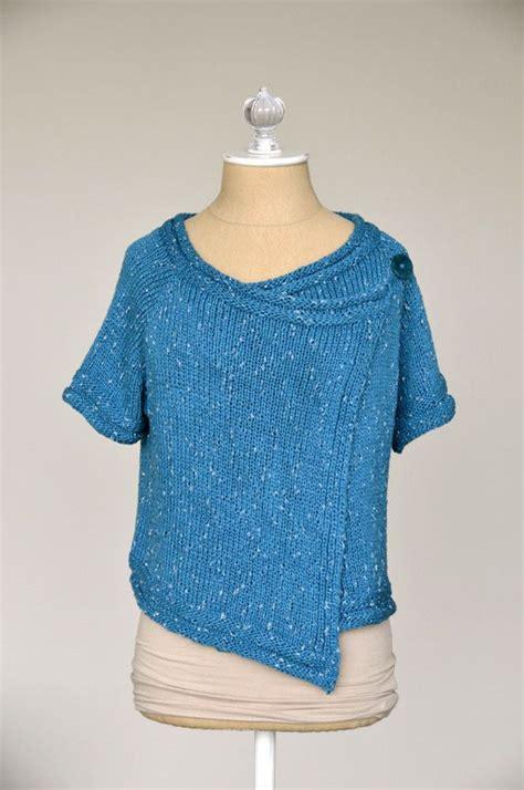 knit draped cardigan drape front cardigan in universal yarn bamboo glam free