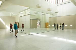 mirrored room of infinite reflections by thilo frank With swing to infinity inside thilo franks mirrored room