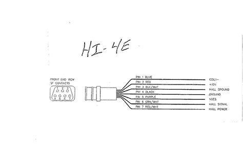 Crane Pin Module Wiring Harley Davidson