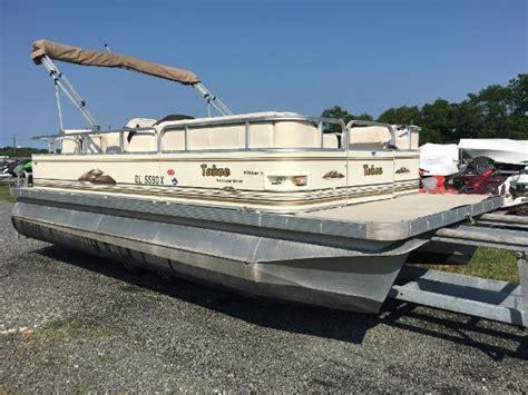 Tahoe Boats Pontoon by Tahoe Pontoon Boats For Sale Boats