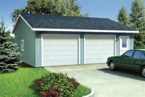 Garage Plan 6011. Garage Area