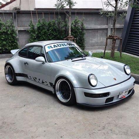 RWB Porsche in Thailand | Vintage porsche, Porsche, Porsche cars
