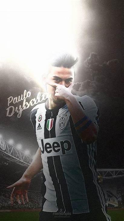 Dybala Paulo Mask Celebration Juventus Wallpapers Neymar