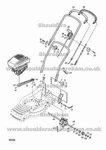Mountfield 550 Sp Combi Spare Parts Diagrams Schematics 12